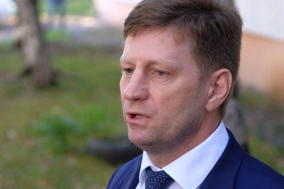 В Хабаровском крае будет новый губернатор Сергей Фургал