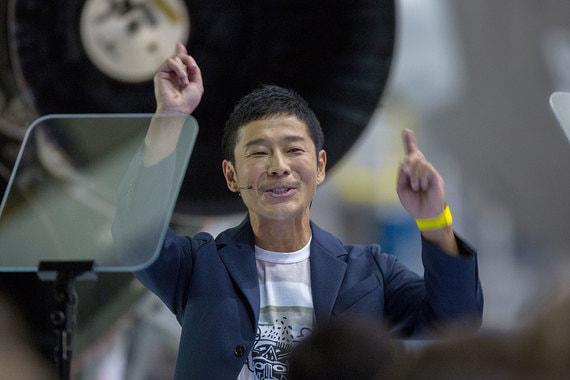 Как миллиардер Юсаку Маэдзава обернет на пользу бизнесу полет к Луне