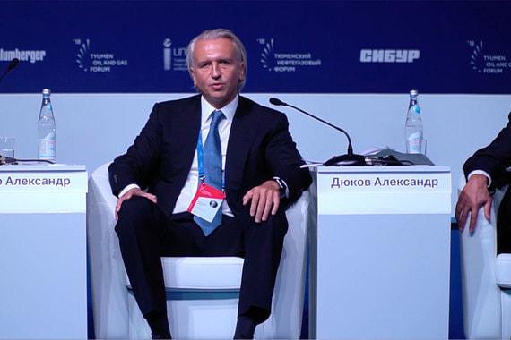 «Мы хотим расти быстрее рынка». Дюков о будущем «Газпром нефти» и возобновляемой энергетики