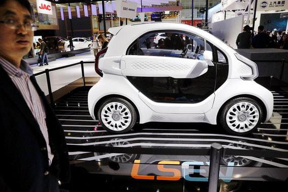 Производство LSEV - малоизвестная отрасль Китая