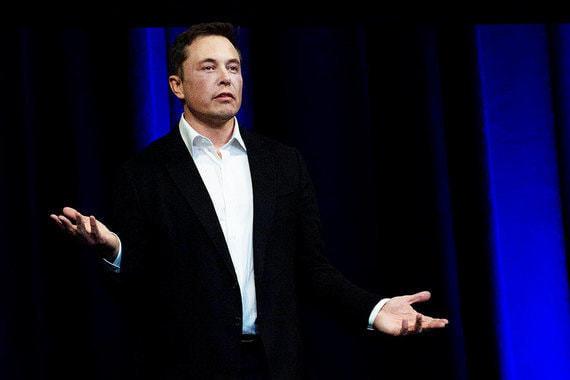 normal svq Илон Маск уйдет с поста председателя совета директоров Tesla