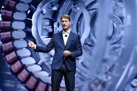 Почему гендиректором Daimler впервые станет не инженер