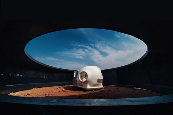 normal 1ago Как выглядит прототип дома для жизни на Марсе
