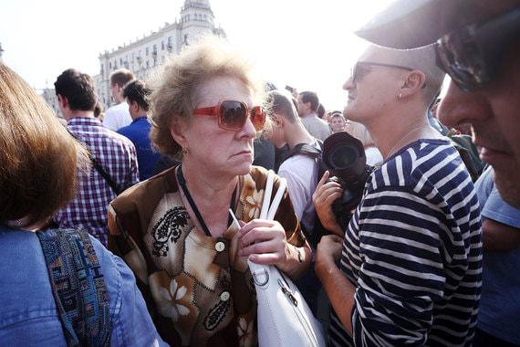 Поскольку россияне все больше надеются на себя, появилась тенденция отчуждения от власти