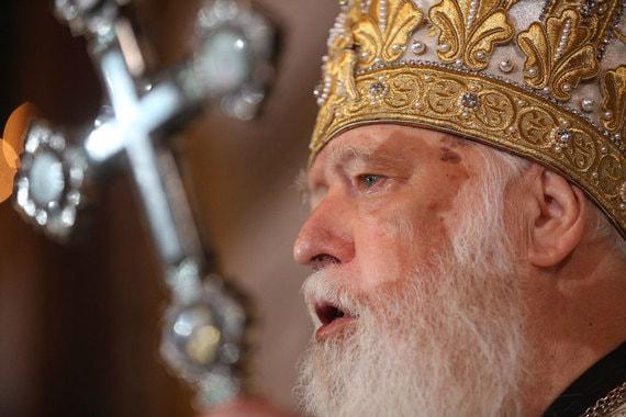 Константинополь снял анафему с предстоятеля украинской церкви Филарета