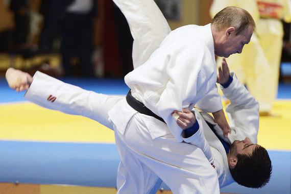 «Газпром нефть» спонсировала один из любимых видов спорта Владимира Путина