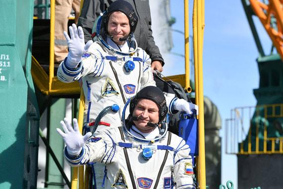 При запуске «Союза» с новым экипажем МКС произошла авария. Онлайн-трансляция