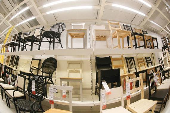 IKEA договорилась о сотрудничестве с «Почтой России»