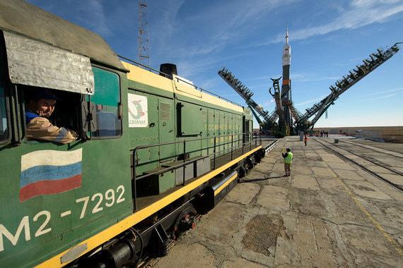 normal 11rn Как готовился запуск «Союза МС 10» с новым экипажем МКС