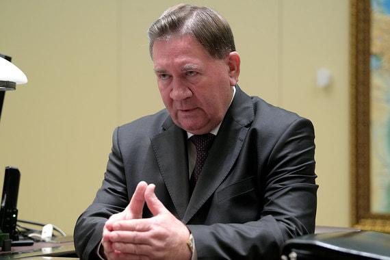 Губернатор Курской области Александр Михайлов подал в отставку