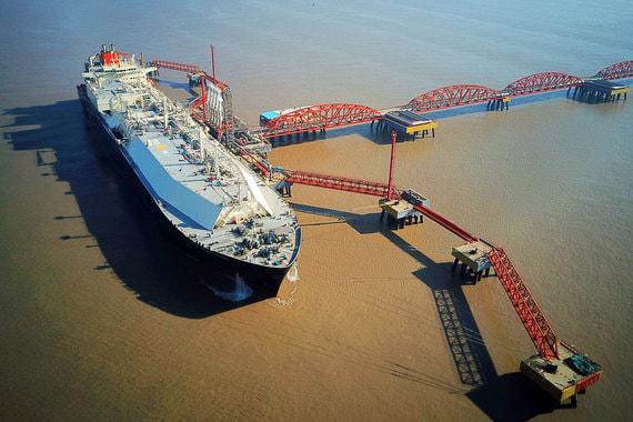 Нефтяные гиганты делают ставку на природный газ
