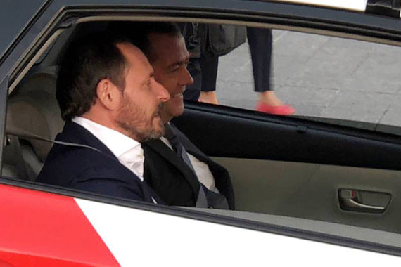 normal 1ebu Волож прокатил Медведева на беспилотном автомобиле «Яндекса»