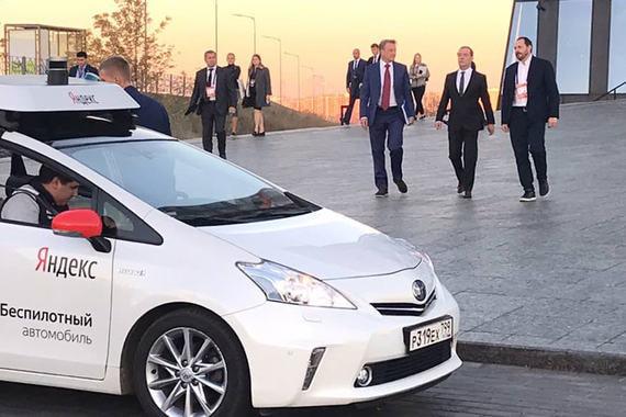 normal 1rhr Как выглядит беспилотное такси от «Яндекса»