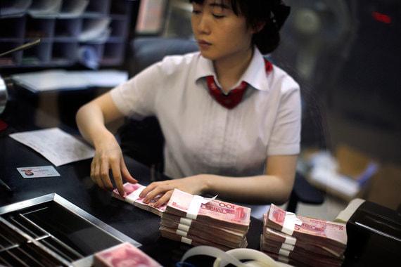 Китаю угрожает «долговой айсберг»