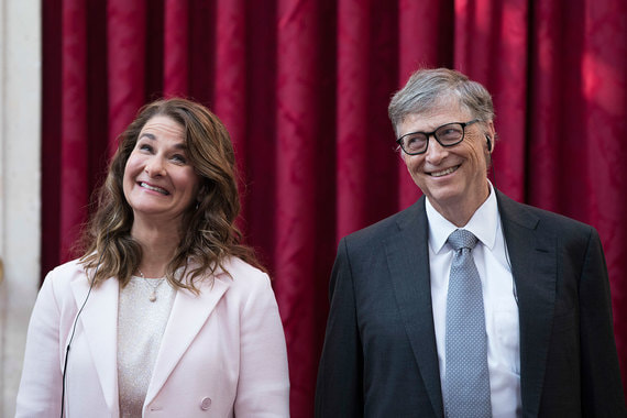 Гейтс, Сорос и Цукерберг - в списке самых щедрых миллиардеров США по версии Forbes