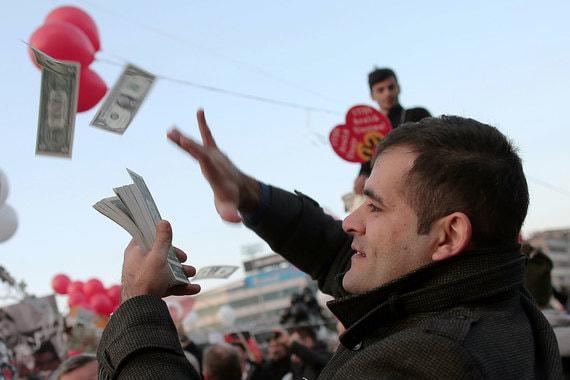 Турция вернулась на долговой рынок