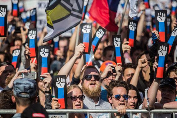 Центризбирком закрыл вопрос о пенсионном референдуме