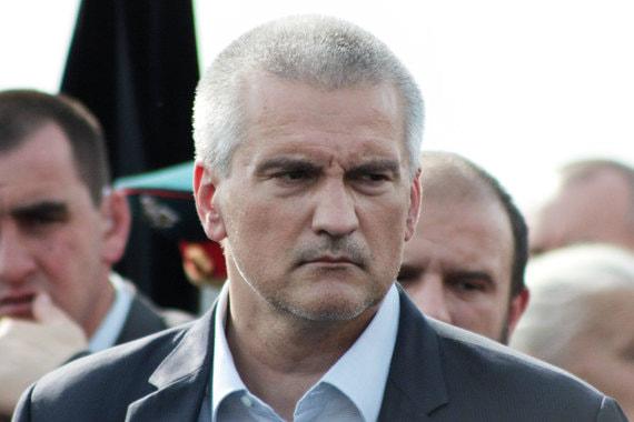 Руководитель Крыма Сергей Аксенов