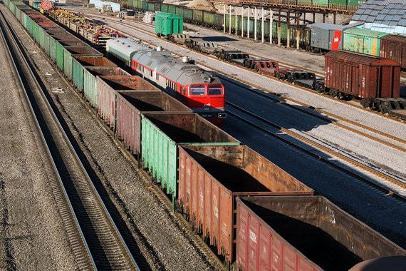 РЖД хочет заработать еще 63 млрд рублей на перевозке пустых вагонов