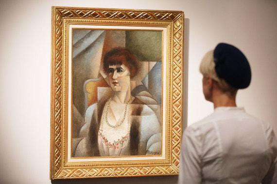 normal 1okc В Пушкинском музее воссоздали парижский салон русской баронессы