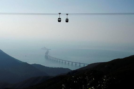 normal rww Как выглядит самый длинный мост в мире