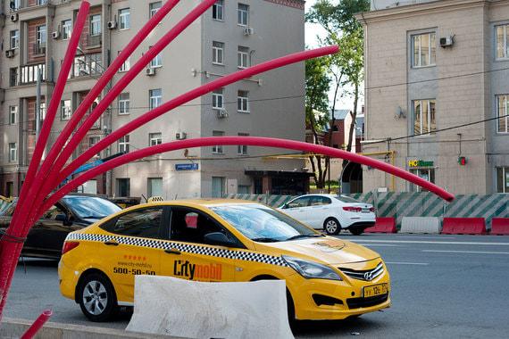 Сервис заказа такси «Ситимобил» раскрыл число своих заказов в месяц