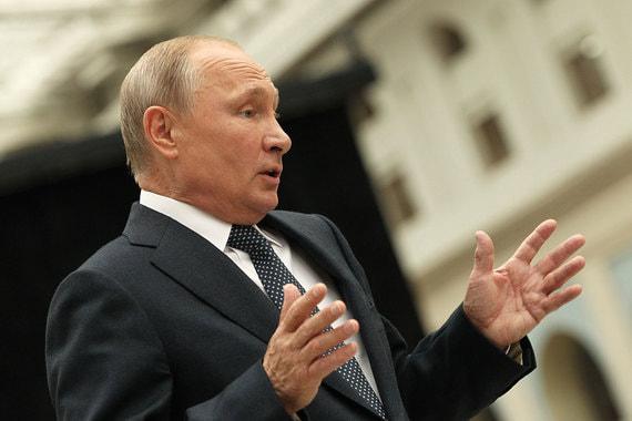Путин предложил продлить надзорные каникулы для части малого бизнеса