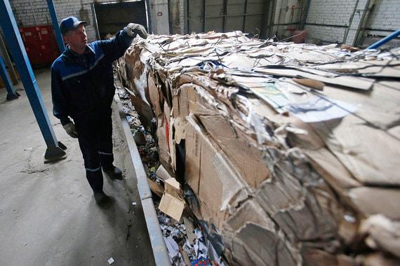 Вместо повышения ставок сбора нужно стимулировать раздельный сбор мусора, советует бизнес