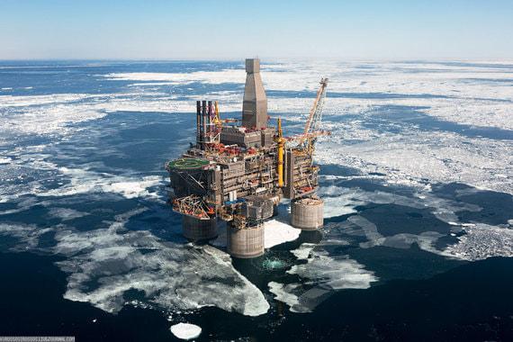 normal 1s0v «Роснефть» может позвать ExxonMobil в проект на 1,3 трлн рублей