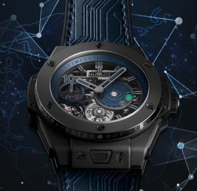 normal 1doe Hublot выпустила часы, которые можно купить только за биткойны