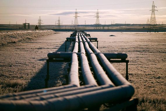Спрос на российский газ вырастет в полтора раза за 20 лет