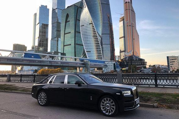 normal 1gj6 Rolls Royce Phantom VIII: Магия образа