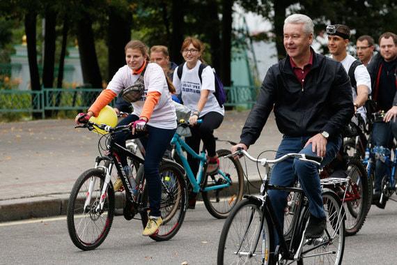 Москва потратит более 740 млн рублей на развитие велопроката