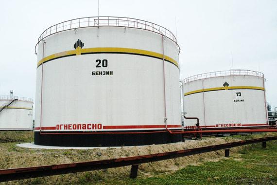 «Роснефть» не стала продавать бензин через биржу