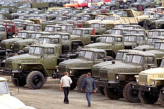Автозаводы Олега Дерипаски могут получить госзаказ на 2 млрд рублей