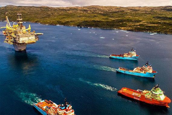 По предварительной оценке банка Barclays, капиталовложения в мировой нефтегазовой отрасли выросли в прошлом году на 7%.  Exxon Mobil потратила $18 млрд