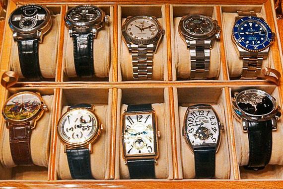 Незадекларированные золотые часы стоимостью свыше 1 млн руб. будут признавать контрабандой