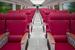 Всего в поезде будет четыре класса вагонов: один – первого класса, один – бизнес-класса, четыре – эконом-класса, пять – туристического класса, а также один вагон-бистро на 40 мест. На фотографии – вагон бизнес-класса