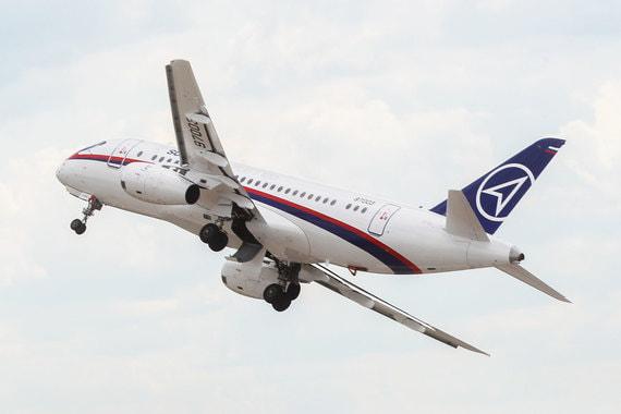 SSJ100 мало летает из-за дефектов двигателя