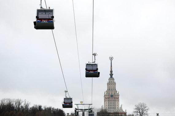 normal 104u Как выглядит первая канатная дорога в Москве