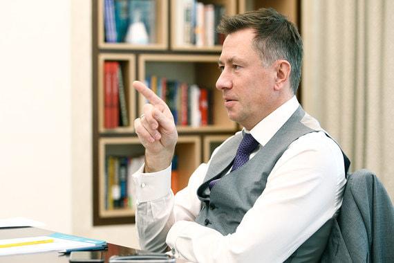 """normal 1t24 Председатель правления «Сибур холдинга»: «Справедливую оценку """"Сибуру"""" пусть дает рынок»"""