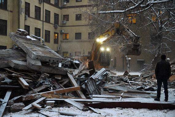 Алишер Усманов построит на месте здания «Коммерсанта» 30000 кв. м жилья