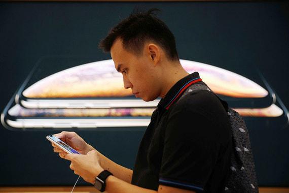iPhone можно подключить к сотовой сети без сим-карты и явки к оператору
