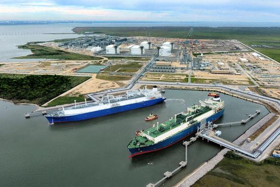 США готовятся инвестировать в новые СПГ-терминалы
