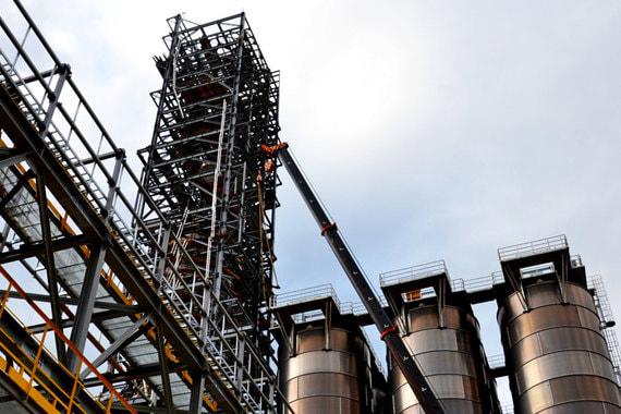 «Сибур» получил свою технологию производства компонентов для полиэтилена