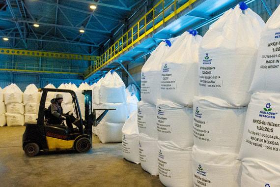 «Фосагро» может увеличить производство фосфорных удобрений на 10%