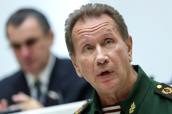 Директор Росгвардии Виктор Золотов подал иск о защите чести, достоинства и деловой репутации