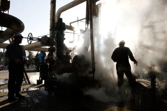 «Роснефть» отказалась работать в Иране