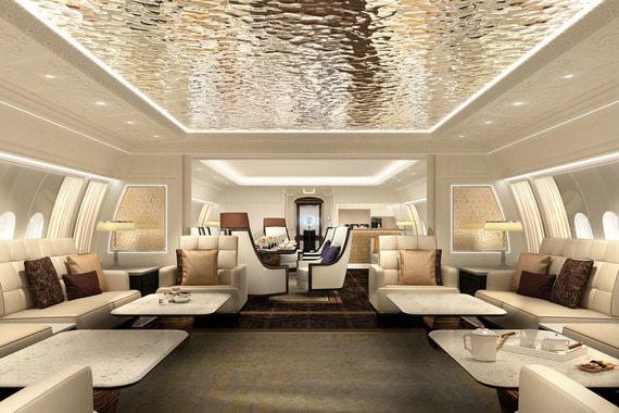normal ubr Boeing представил новый бизнес джет для самых дальних перелетов
