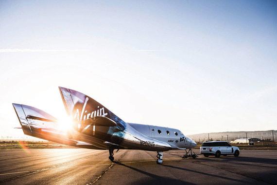 normal 1bcb Космический корабль Virgin Galactic впервые полетит к границе с космосом